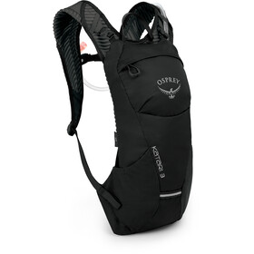 Osprey Katari 3 Hydration Backpack black